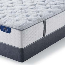 Serta Hotel Bellagio Briaza II Plush Queen Mattress Only OVML101837