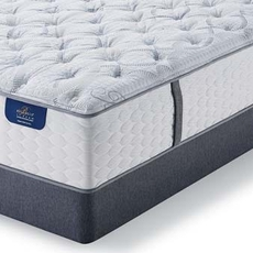 Queen Serta Hotel Bellagio Grande Notte II Plush Mattress
