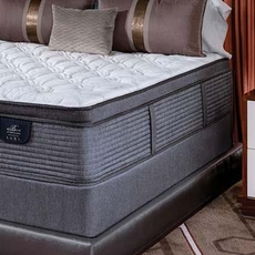 Queen Serta Hotel Bellagio Luxe Dolce Plush Pillow Top Mattress