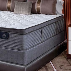"Serta Hotel Bellagio Luxe Grandezza Plush Euro Top Queen Mattress Only OVML101829 - Clearance Model ""As Is"""