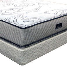 Full Serta Perfect Sleeper Hotel Chalet Double Sided Plush Mattress