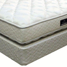 King Serta Perfect Sleeper Hotel Concierge Suite II Double Sided Plush Mattress