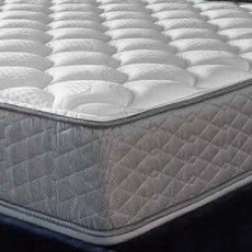 "Serta Perfect Sleeper Hotel Concierge Suite II Plush Double Sided King Mattress Only OVML121817 - Clearance Model ""As Is"""
