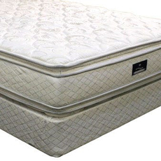King Serta Perfect Sleeper Hotel Congressional Suite Double Sided Pillow Top Mattress