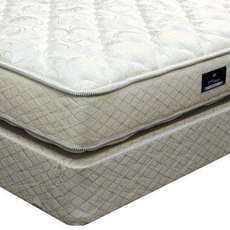 King Serta Perfect Sleeper Hotel Nobility Suite II Double Sided Plush Mattress