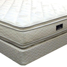 Queen Serta Perfect Sleeper Hotel Presidential Suite II Double Sided Pillow Top Mattress