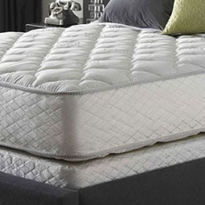Queen Serta Perfect Sleeper Sapphire Suite Double Sided Plush Mattress