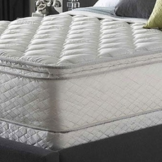 Serta Perfect Sleeper Silver Suite Supreme Pillowtop Queen Mattress Only OVML0318053