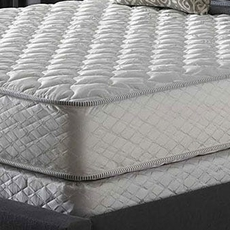 Serta Perfect Sleeper Silver Suite Supreme Double Sided Plush Queen Mattress Only OVML0318055