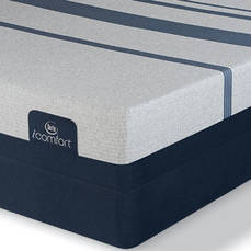 Queen Serta iComfort Blue 300 Firm Mattress + FREE $300 Gift Card