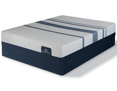 Serta iComfort Blue 500 Plush Full Mattress Only OVML081921 - Clearance Model ''As-Is''