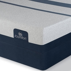 Cal King Serta iComfort Blue 500 Plush Mattress + FREE $100 Gift Card