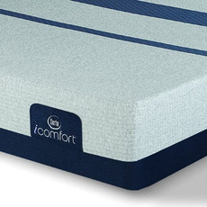 Full Serta iComfort Blue 500 Plush Mattress