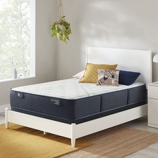 Queen Serta iComfort Hybrid Quilted CF1000 Firm 13 Inch Mattress