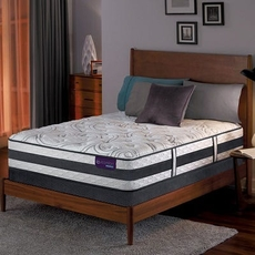 Serta iComfort Hybrid Applause II Plush Queen Size Mattress Only OVMB112013 - Overstock Model ''As-Is''