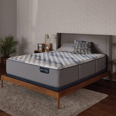 King Serta iComfort Hybrid Blue Fusion 500 Extra Firm Mattress