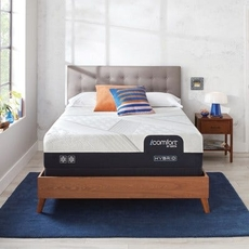 Queen Serta iComfort Hybrid CF2000 12.5 Inch Firm Mattress Only SDMH012135 SDMH012135 - Scratch and Dent Model ''As-Is''