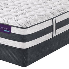 King Serta iComfort Hybrid Expertise Cushion Firm Mattress