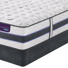 King Serta iComfort Hybrid HB300Q Cushion Firm Mattress