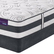 King Serta iComfort Hybrid Recognition Plush Mattress