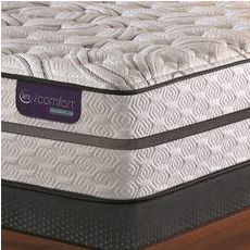 King Serta iComfort Hybrid Vantage II Firm Mattress