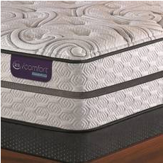 King Serta iComfort Hybrid Vantage II Plush Mattress