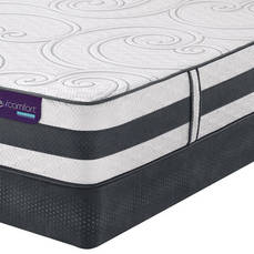 King Serta iComfort Hybrid Visionaire Ultra Plush Mattress with Motion Essential III Adjustable Base + FREE Amazon Echo Show