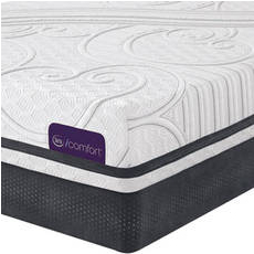 Full Serta iComfort Savant III Cushion Firm Mattress