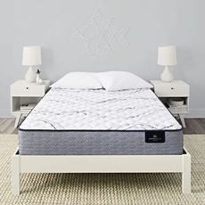 "Serta Perfect Sleeper Elite Trelleburg II Extra Firm 11.5 Inch Twin Mattress Only OVMB052031 - Overstock Model ""As-Is"""