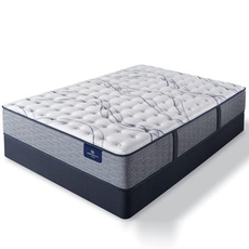 King Serta Perfect Sleeper Elite Trelleburg II Firm 11.5 Inch Mattress