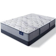 King Serta Perfect Sleeper Elite Trelleburg II Plush Mattress