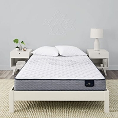 Queen Serta Perfect Sleeper Elkins II Firm 9 Inch Mattress