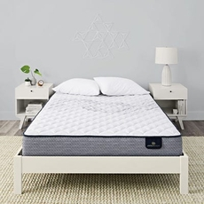 Full Serta Perfect Sleeper Elkins II Plush 9 Inch Mattress