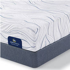 King Serta Perfect Sleeper Foam Killingsworth II Luxury Firm Mattress