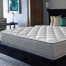 Full Serta Perfect Sleeper Hotel Concierge Suite II Firm Double Sided 12 Inch Mattress