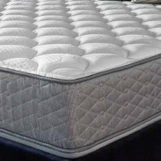 "Serta Perfect Sleeper Hotel Concierge Suite II Firm Double Sided Queen Mattress Only OVML121815 - Clearance Model ""As Is"""