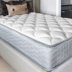 Twin Serta Perfect Sleeper Hotel Congressional Suite Supreme II Plush Double Sided 12.5 Inch Mattress