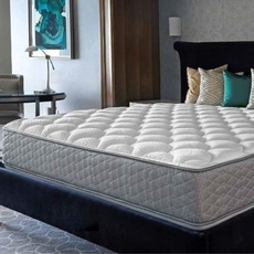 Full Serta Perfect Sleeper Hotel Signature Suite II Firm Double Sided 13.25 Inch Mattress