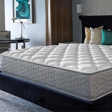 Full Serta Perfect Sleeper Hotel Signature Suite II Plush Double Sided 13.25 Inch Mattress