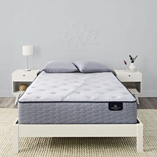 Serta Perfect Sleeper Hybrid Standale II Luxury Firm 13 Inch King Mattress Only SDMB062003 - Scratch and Dent Model ''As-Is''