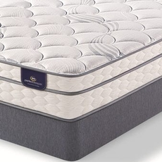 Full Serta Perfect Sleeper Juneberry Euro Top Mattress
