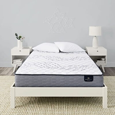 "Serta Perfect Sleeper Select Kleinmon II Firm 10.5 Inch King Mattress Only OVMB052032 - Overstock Model ""As-Is"""
