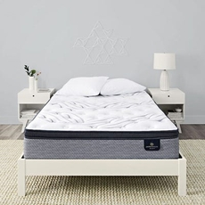 King Serta Perfect Sleeper Select Kleinmon II Firm Pillow Top 13.25 Inch Mattress