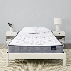 Serta Perfect Sleeper Select Kleinmon II Plush 10.5 Inch King Mattress Only SDMB042101 - Scratch and Dent Model ''As-Is''