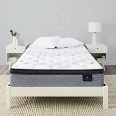 Twin Serta Perfect Sleeper Select Kleinmon II Plush Pillow Top 13.25 Inch Mattress