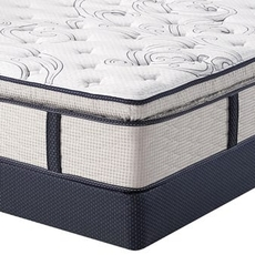 King Serta Perfect Sleeper Select Kleinmon 500 Super Pillow Top Mattress