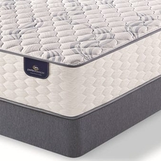 Queen Serta Perfect Sleeper Tomlinson Firm Mattress