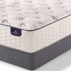 Full Serta Perfect Sleeper Tomlinson Plush Mattress