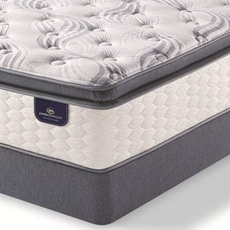 Queen Serta Perfect Sleeper Tomlinson Super Pillow Top Mattress