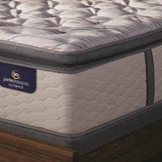 King Serta Perfect Sleeper Ultimate Deerfield Super Pillow Top Mattress